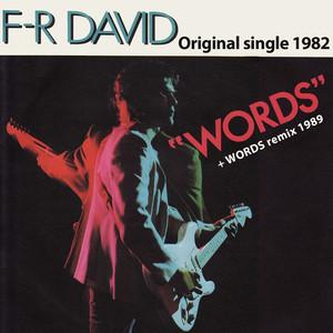 Words (Original Single 1982)