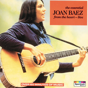 The Essential Joan Baez Live - The Electric Tracks Albümü