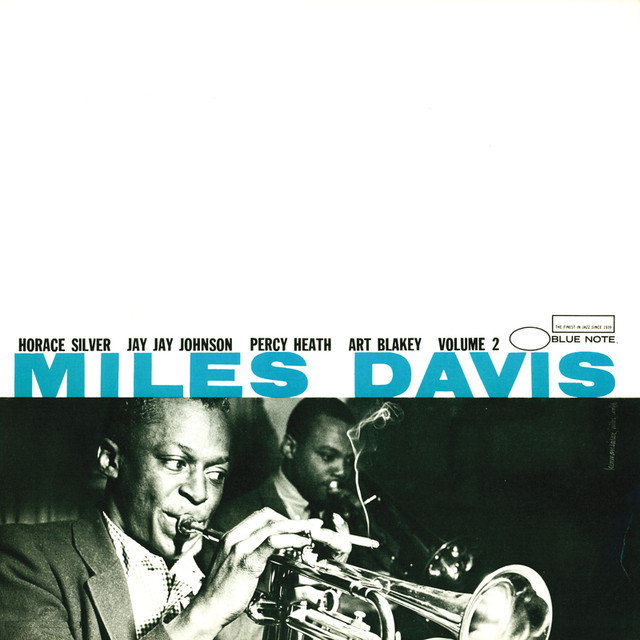 Miles Davis (Vol. 2) Albumcover