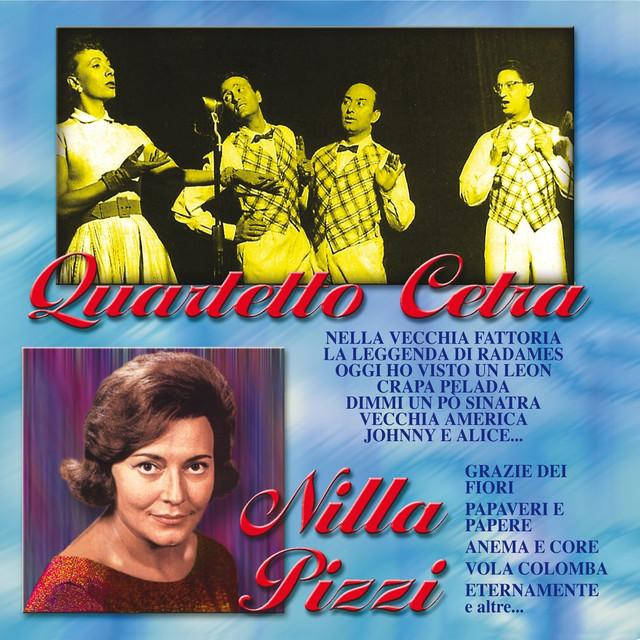 Nilla Pizzi - Festival Di Canzoni San Remo 1956