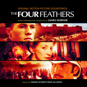 The Four Feathers (Original Motion Picture Soundtrack) Albumcover