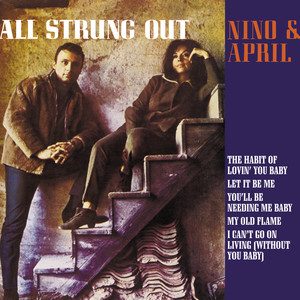 Nino Tempo All Strung Out cover