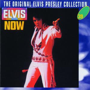 Elvis Now Albumcover