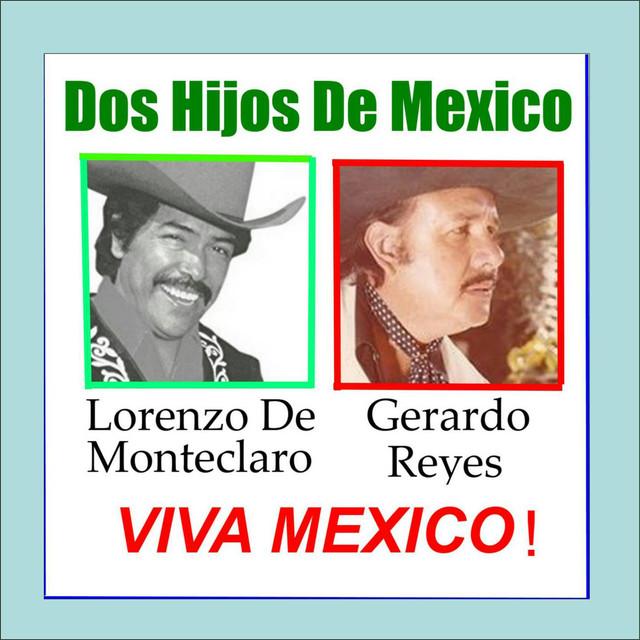 Dos Hijos de Mexico Viva Mexico