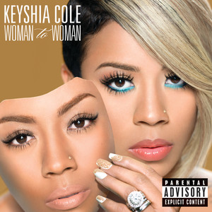 Keyshia Cole, Ashanti Woman To Woman cover