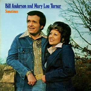 Bill Anderson, Mary Lou Turner Sleep cover