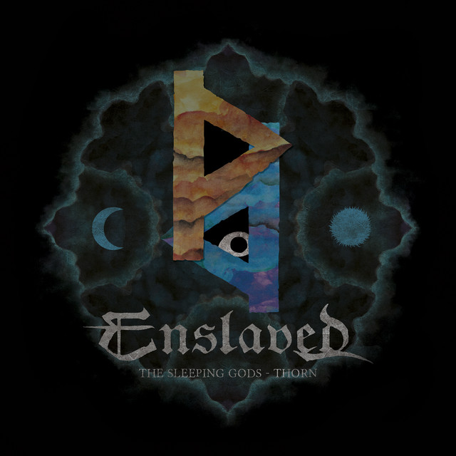 Enslaved The Sleeping Gods Thorn album cover