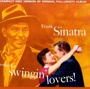 Songs For Swingin' Lovers! Albumcover