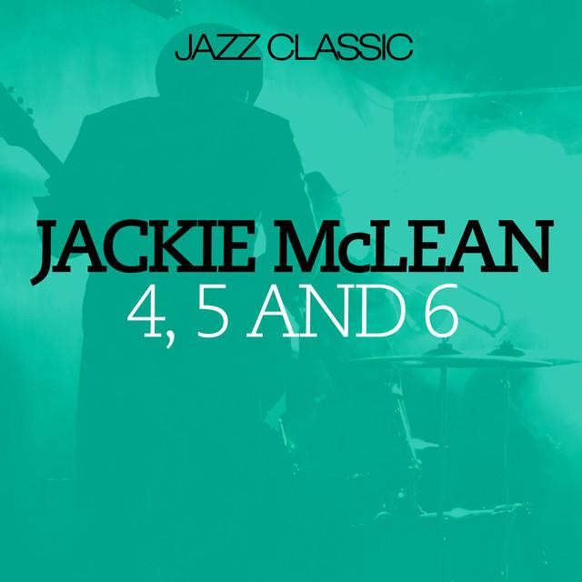 Jackie McLean Sentimental Journey album cover