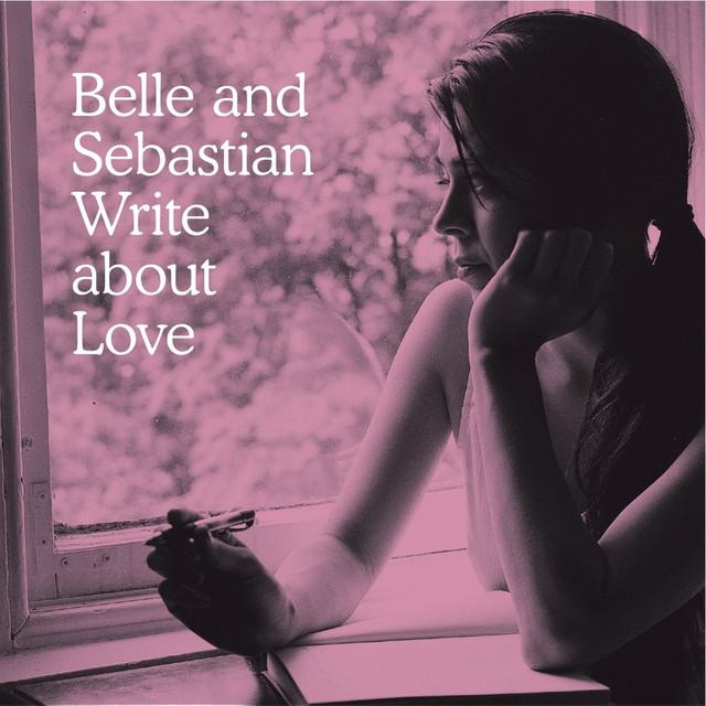 Skivomslag för Belle & Sebastian: Write About Love