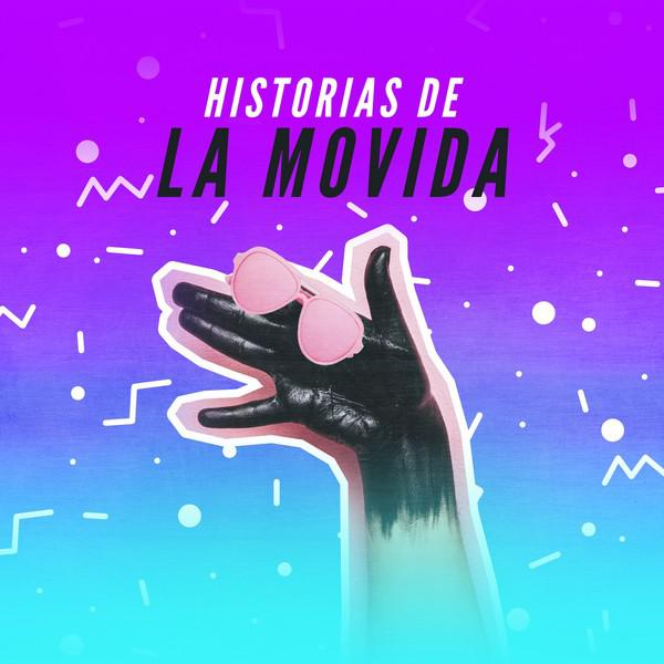 Various Artists Historias de la movida album cover