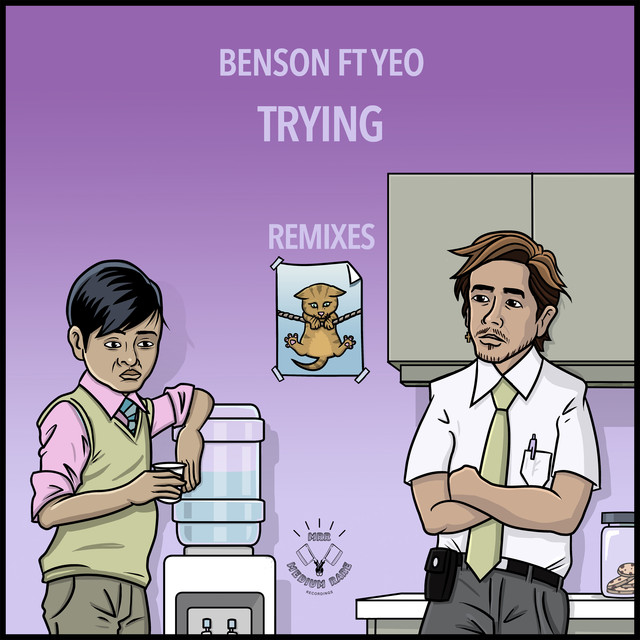Trying (feat. Yeo) [Remixes]