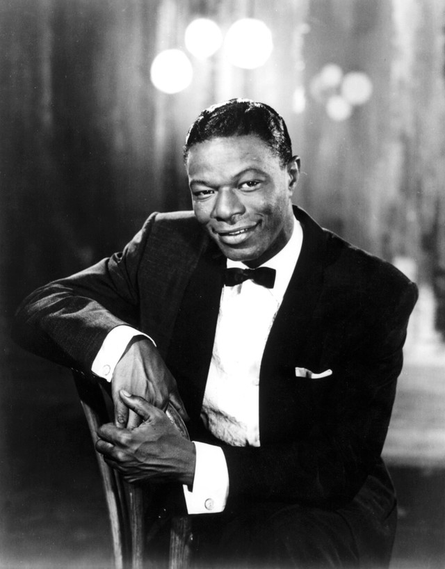 Nat King Cole, Natalie Cole Unforgettable cover