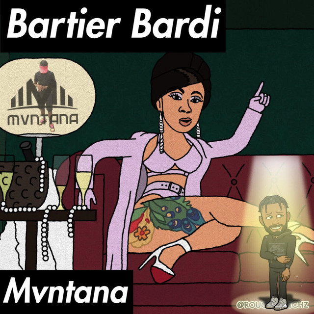 Bartier Bardi (Jersey Club Remix)