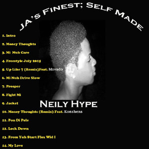 JA's Finest; Self Made