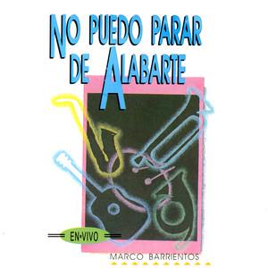 No Puedo Parar de Alabarte Albumcover