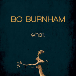 what. - Bo Burnham