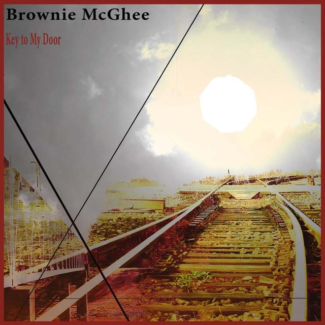 Brownie McGhee Key to My Door album cover