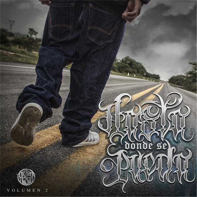 Album cover for Hasta Donde Se Puerda, Vol. 2 by La Santa Grifa