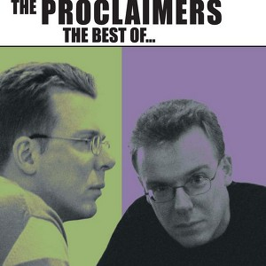 The Best Of The Proclaimers Albumcover