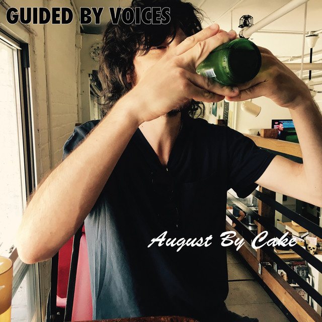 Album cover for August by Cake by Guided By Voices