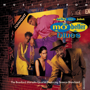 MUSIC FROM MO' BETTER BLUES album