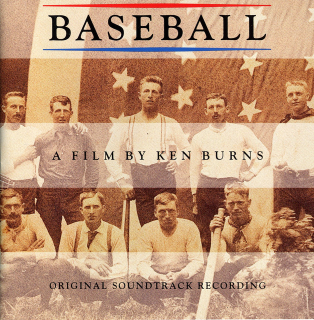 Baseball A Film By Ken Burns - Original Soundtrack Recording - Various Artists