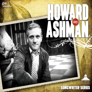Howard Ashman Les Poissons cover