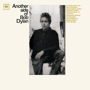 Another Side Of Bob Dylan Albumcover