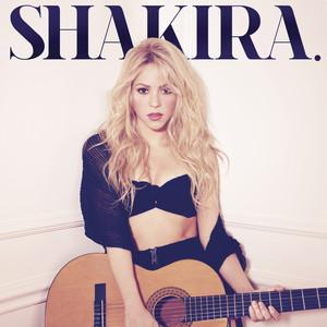 Shakira. (Track Commentary) Albumcover