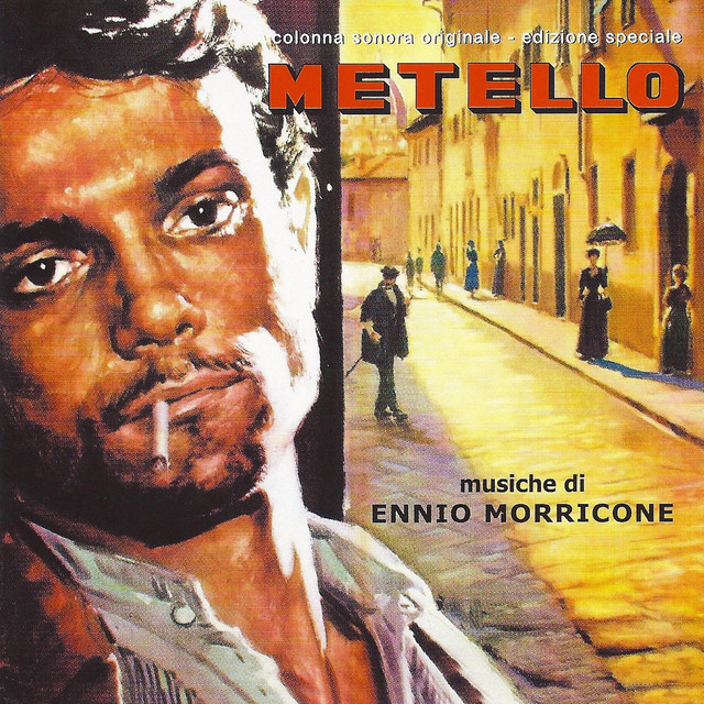 Metello (Original Motion Picture Soundtrack) [Remastered] Albumcover