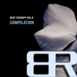 Beat Therapy Vol.8 Compilation Albumcover