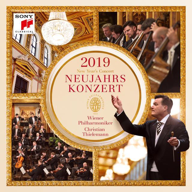 Neujahrskonzert 2019 / New Year's Concert 2019 / Concert du Nouvel An 2019