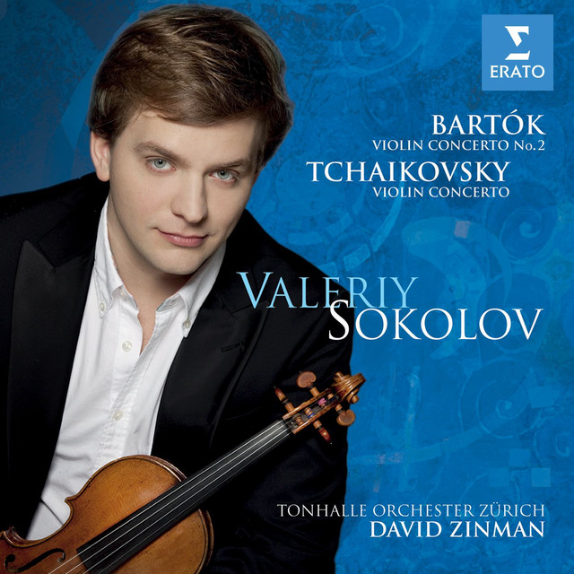Tchaikovsky Bartok : Violin Concertos