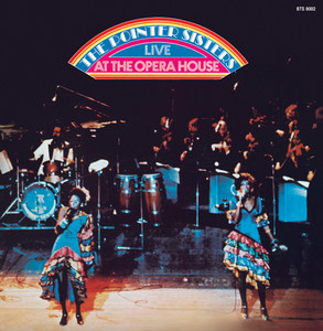 Live At The Opera House Albumcover