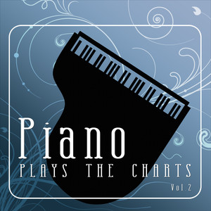 Piano Plays the Charts - Vol.2 Albumcover