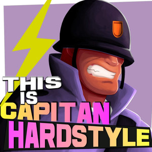 This Is Capitain Hardstyle Albumcover