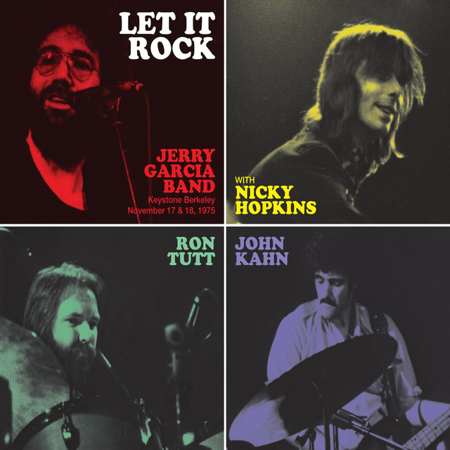 Let it Rock: The Jerry Garcia Collection, Volume 2
