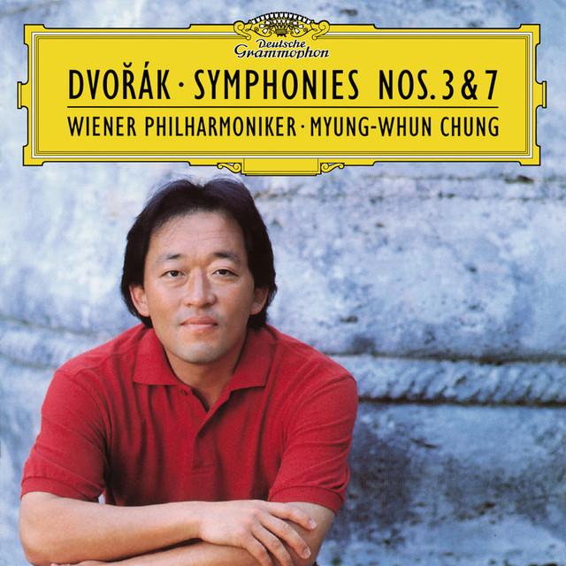 Dvorák: Symphony No.3 In E Flat, Op.10, B. 34 & Symphony No.7 In D Minor, Op.70, B. 141 Albumcover