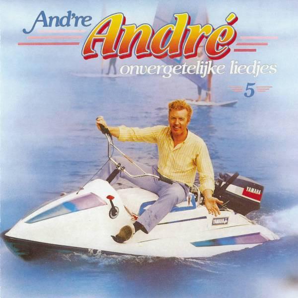 And're Andre 5 - 50 Onvergetelijke Liedjes