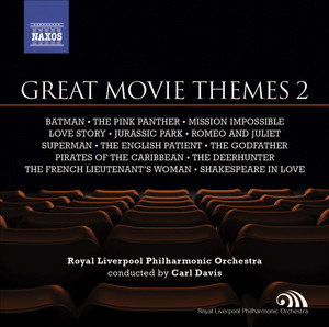 Great Movie Themes 2 - Danny Elfman