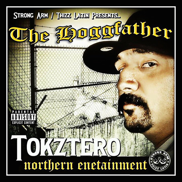 Album cover for The Doggfather by Tokztero
