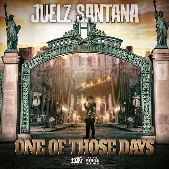 one of those days album by juelz santana lyreka