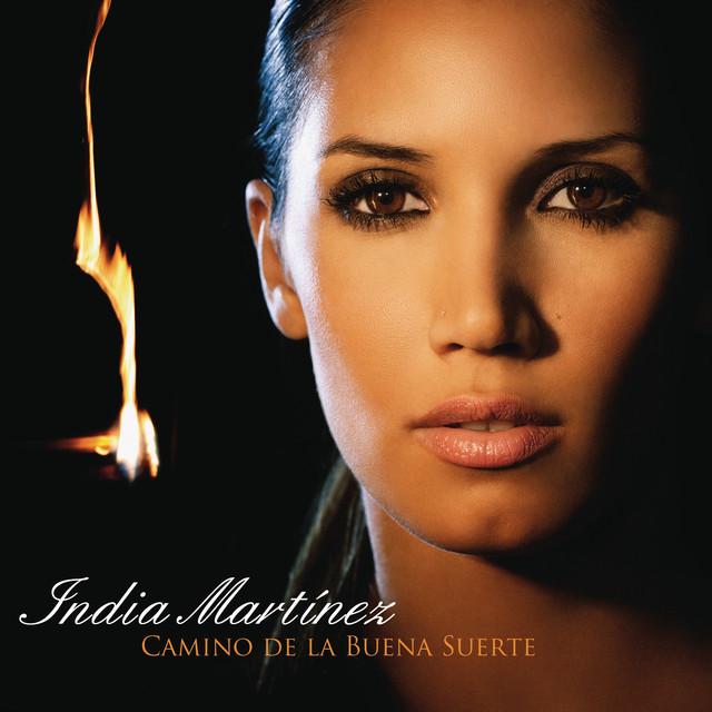India Martínez Camino de la buena suerte album cover