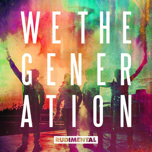 We The Generation Albumcover