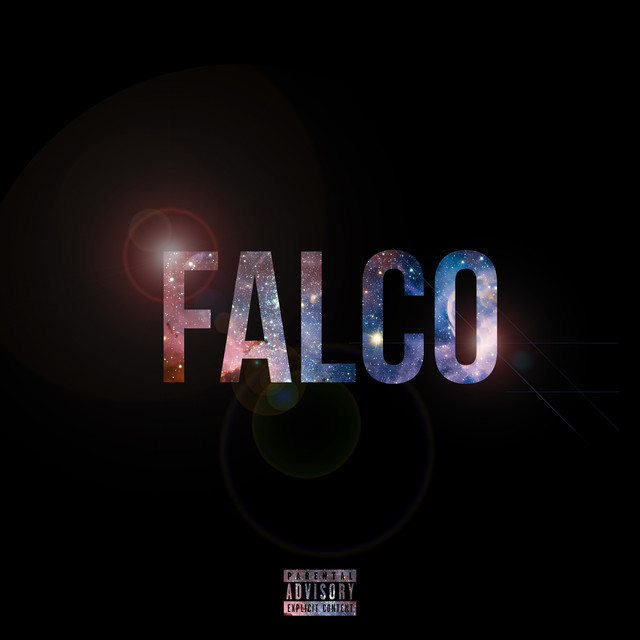 Album cover for Falco by Quentin Miller