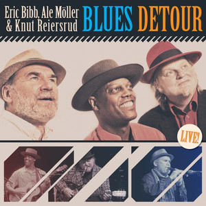 Eric Bibb, Ale Möller, Knut Reiersrud Don't Ever Let Nobody Drag Your Spirit Down cover