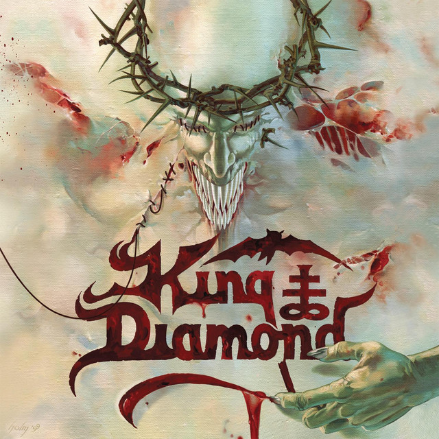 King Diamond House Of God - Reissue album cover