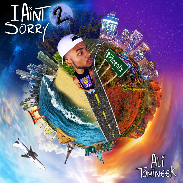 Album cover for I Ain't Sorry 2 by Ali Tomineek
