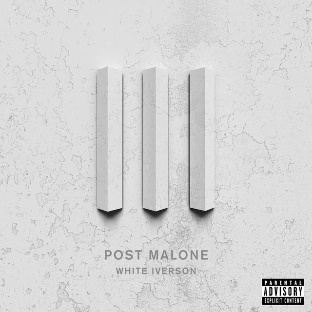 Post Malone album cover